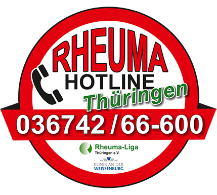 Rheuma Hotline Thüringen